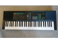 Vintage Yamaha PSR-36 synthesiser with stand and power supply - great condition!! Bargain!!