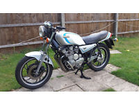 Yamaha XJ650 - Great condition, Partly restored. Mot'd & ready to ride away