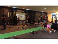 Boutique Fitness Gym Space to Rent - £700p/m