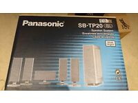 Panasonic Surround sound home cinema speakers