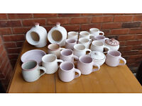 Pottery ceramis, kiln fired bisque ware for glazing, paint your own pottery, glaze, fund raising
