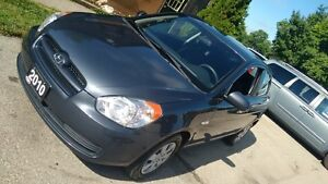 2010 Hyundai Accent GL AUTO,A/C**PAY $67.38 Bi-WEEKLY**$0 Down** Cambridge Kitchener Area image 9