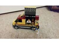 Lego Pizza Van 60117