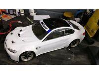 Hpi sprint RC drift BMW M3