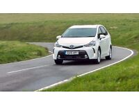 TOYOTA PRIUS PCO/ CAR HIRE,RENT ��125PW, READY FOR UBER