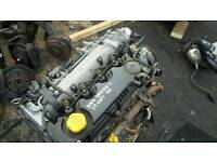 2006 Vauxhall Vectra c 1.9cdti 120 bhp Engine