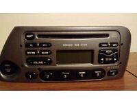 Ford KA CD Radio