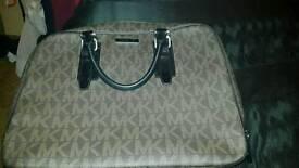 Michael kors laptop case bag