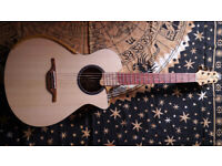 Handmade Acoustic Guitar GC cutaway series Sorrentino