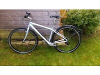 Ladies Giant SRS SE Hybrid Bike