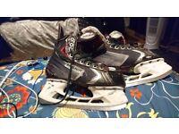 Bauer hockey skates 4.5uk