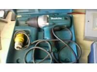 Makita impact drill 110v