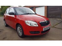Skoda fabia,manual,1.2 (12v),5doors,1 year MOT,drives good very well maintained serviced just now.