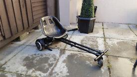 Adjustable Hoverkart Seat for Self Balancing Scooter