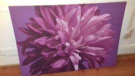 Wall Canvas £5