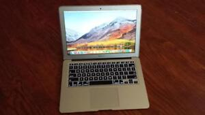 "Used 2013 Macbook Air 13"" with 4GB Memory, Webcam, Wireless for Sale"