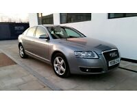 Audi A6 2.0 S-Line Manual Diesel - 1 Year MOT - Sat Nav Sensors - Bargain Price - read advert