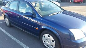 2005 VAUXHALL VECTRA 1.8L* 12 MONTHS MOT*FULL SERVICE HISTORY*LOW MILEAGE