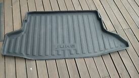 Used Genuine Nissan Juke KE9651K5S0 soft boot liner with signs of use, overall good, see photos.