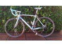 BIANCHI SEMPRE 54cm full carbon road bike