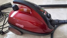 Steam Cleaner, Polti with accessories