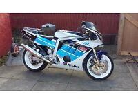 gsxr 400 fully restored in mint condition