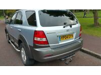 4X4 KIA SORENTO 2.5 DIESEL, EXCELLENT RUNNER, VG CONDITION, tow bar,family car,LONG MOT PX WELCM