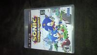 PS3 Sonic Generations game for sale