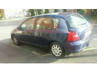 2003 Honda civic 1.4