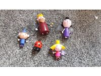 BEN AND HOLLY FIGURES