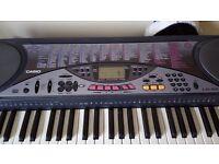 Casio LK-50 keyboard