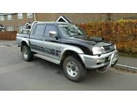 Mitsi l200 animal warrior ** or swap recovery truck **