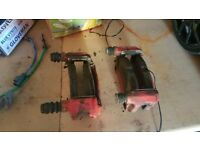 Ford fiesta mk7 front brake pad carriers