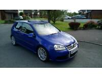 VW Golf R32 3.2 V6 250bhp 4wd. FULL service history, low miles. Not gti, skyline, evo, subaru, m3.