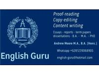 Need help with English for university?