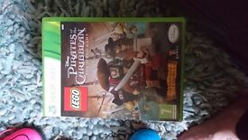 Used legs pirates of the Caribbean xbox 360