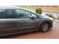 Peugeot 308 SW Sport 1.6 HDI 7 Seater