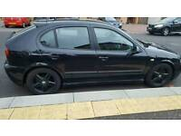 Seat leon cupra 1.8 turbo moted till 04/17..for swap/sale audi/bmw/vw/ford vauxhall