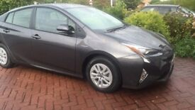 Toyota Prius 1.8 Excel CVT 5dr (15in Alloy) 66REG