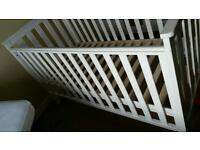 Cot bed good condition £40
