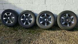 "Toyota estima lucida 15""alloy wheels"
