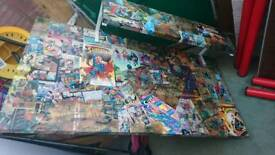 Superhero desk