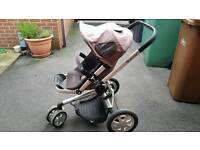 Quinny Buzz Travel System (pushchair and carrycot)