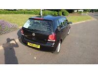 Volkswagon polo 1.4 se 2006 petrol