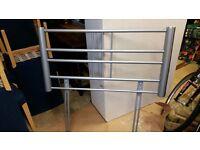 Tubuar metal headboard for single bed - FREE
