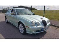 Jaguar S-Type 3.0 V6 Se Autonomic