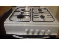 White Gas Cooker for sale £85 ovno