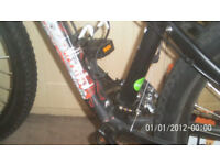 SPECIALIZED BIKE HARDROCK EDITION MINT CONDITION