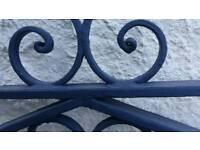 Substantial Metal Entrance/Garden gate
