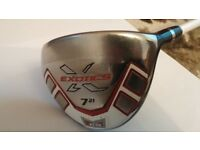 Tour edge exotics xcg5. 7 wood